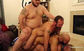 Xvideos putaria gay com orgia de homens pelados